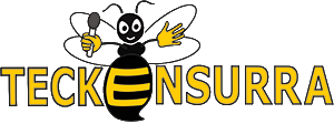 Teckensurra Logo